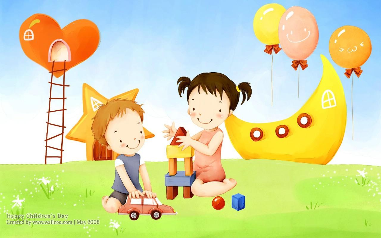 兒童文明禮儀漫畫圖片