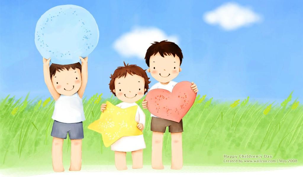韩国可爱小孩图片