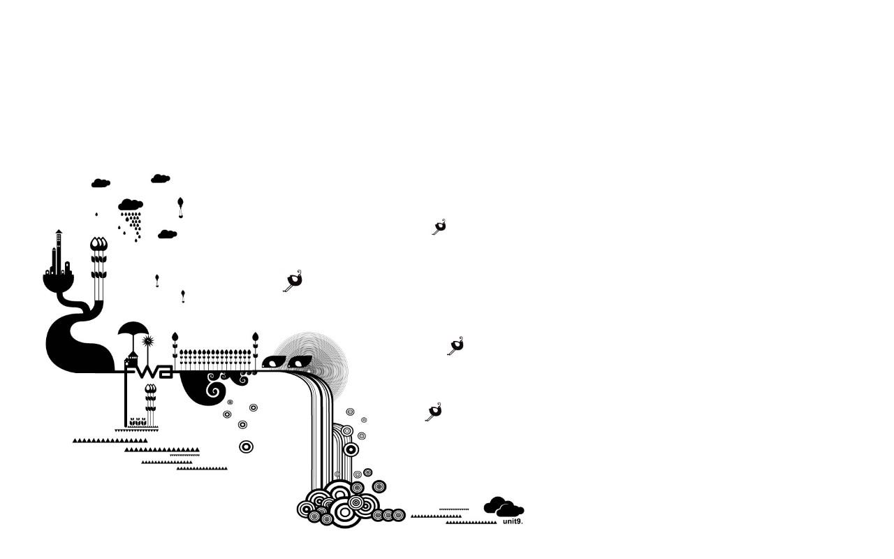 fwa 主题个性设计壁纸(四)壁纸图片-插画壁纸-插画图片素材-桌面壁纸