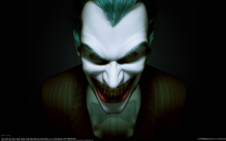 9001920 The Joker 奇幻CG插画壁纸壁纸,高精度奇幻CG插画壁纸图