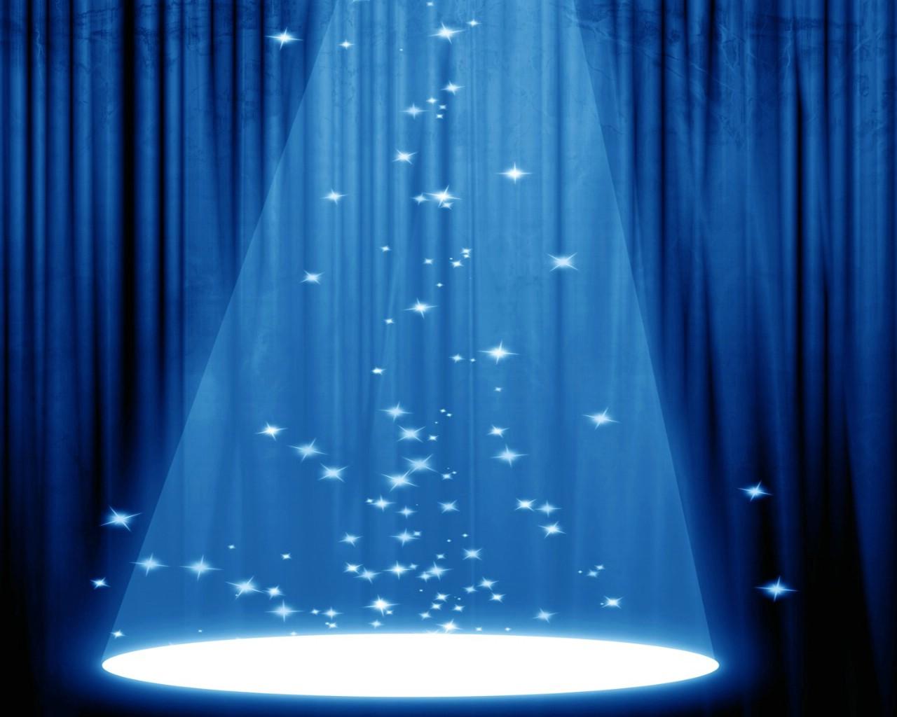 壁纸1280×1024蓝色系 舞台灯光背景图片 1920 1200壁纸 蓝色系蓝调主题抽象CG背景壁纸图片插画壁纸插画图片素材桌面壁纸