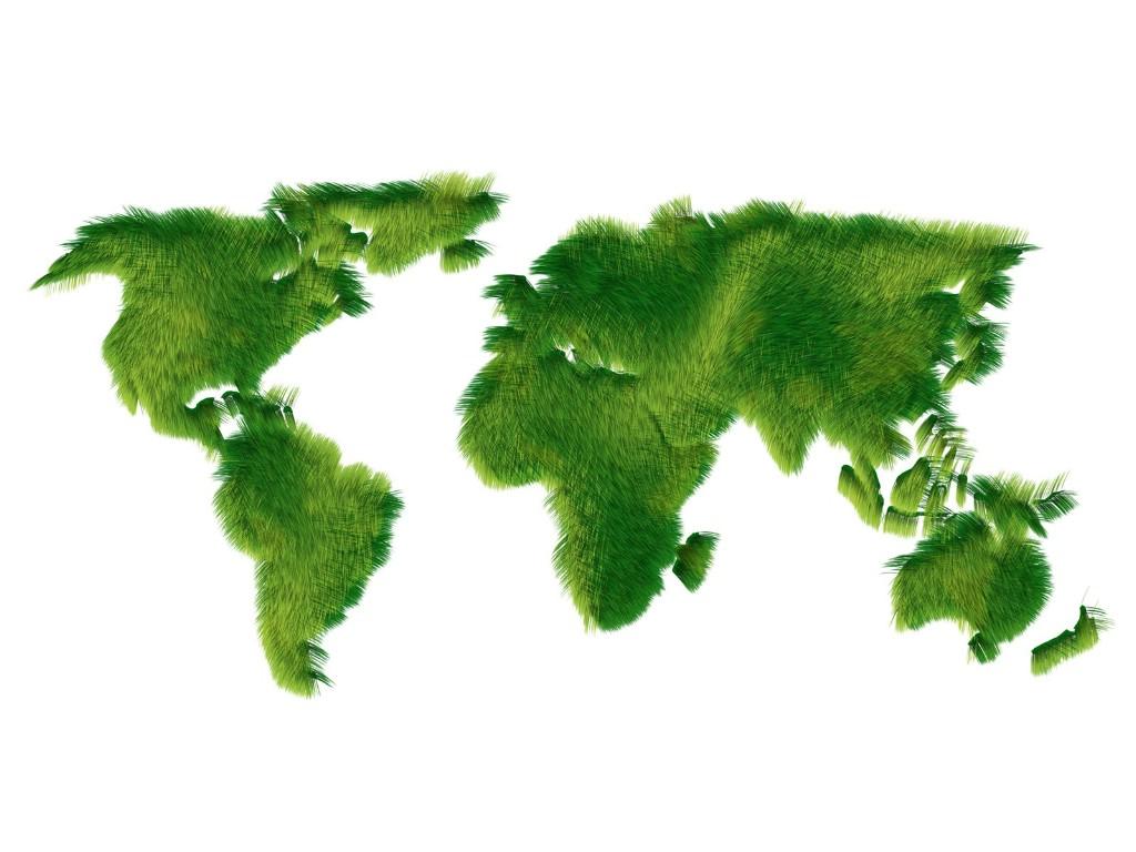 绿色和平环保标志-循环利用