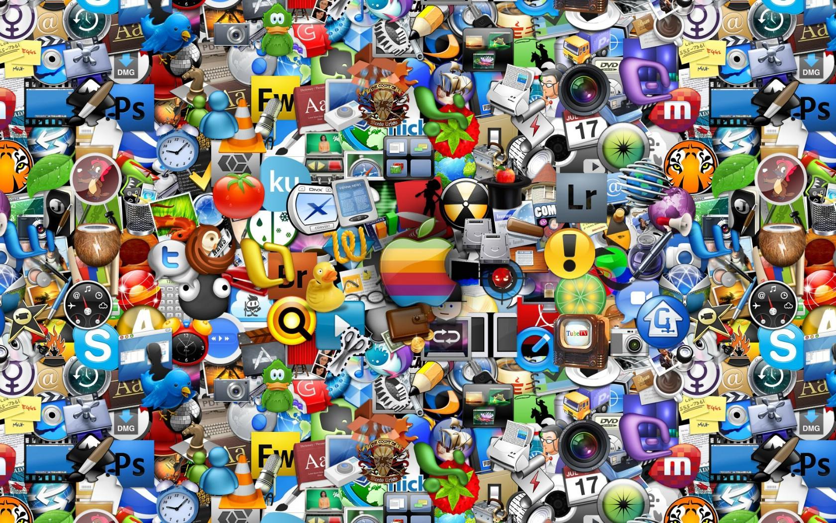 潮牌logo手机壁纸