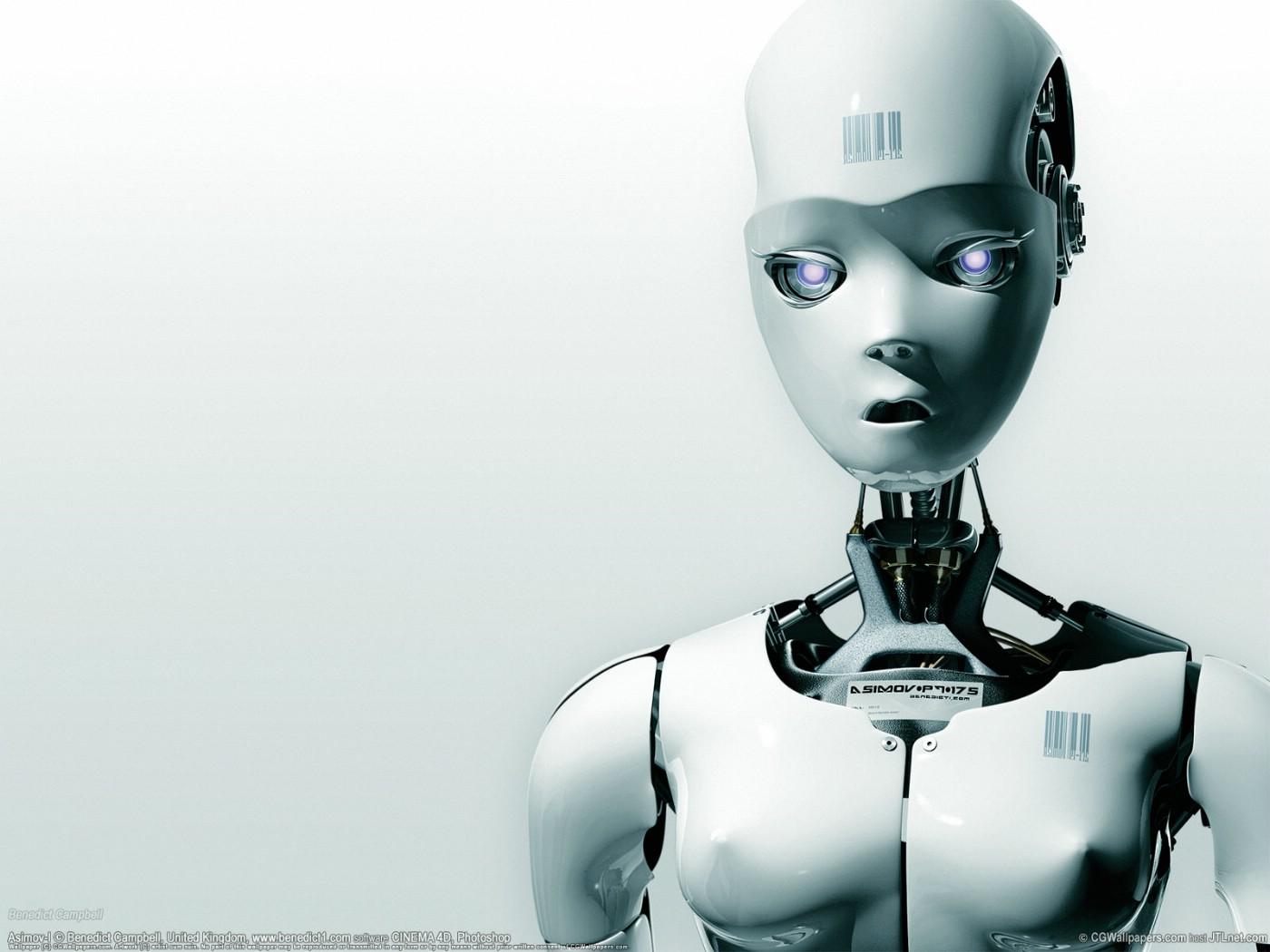 一号 机器人壁纸