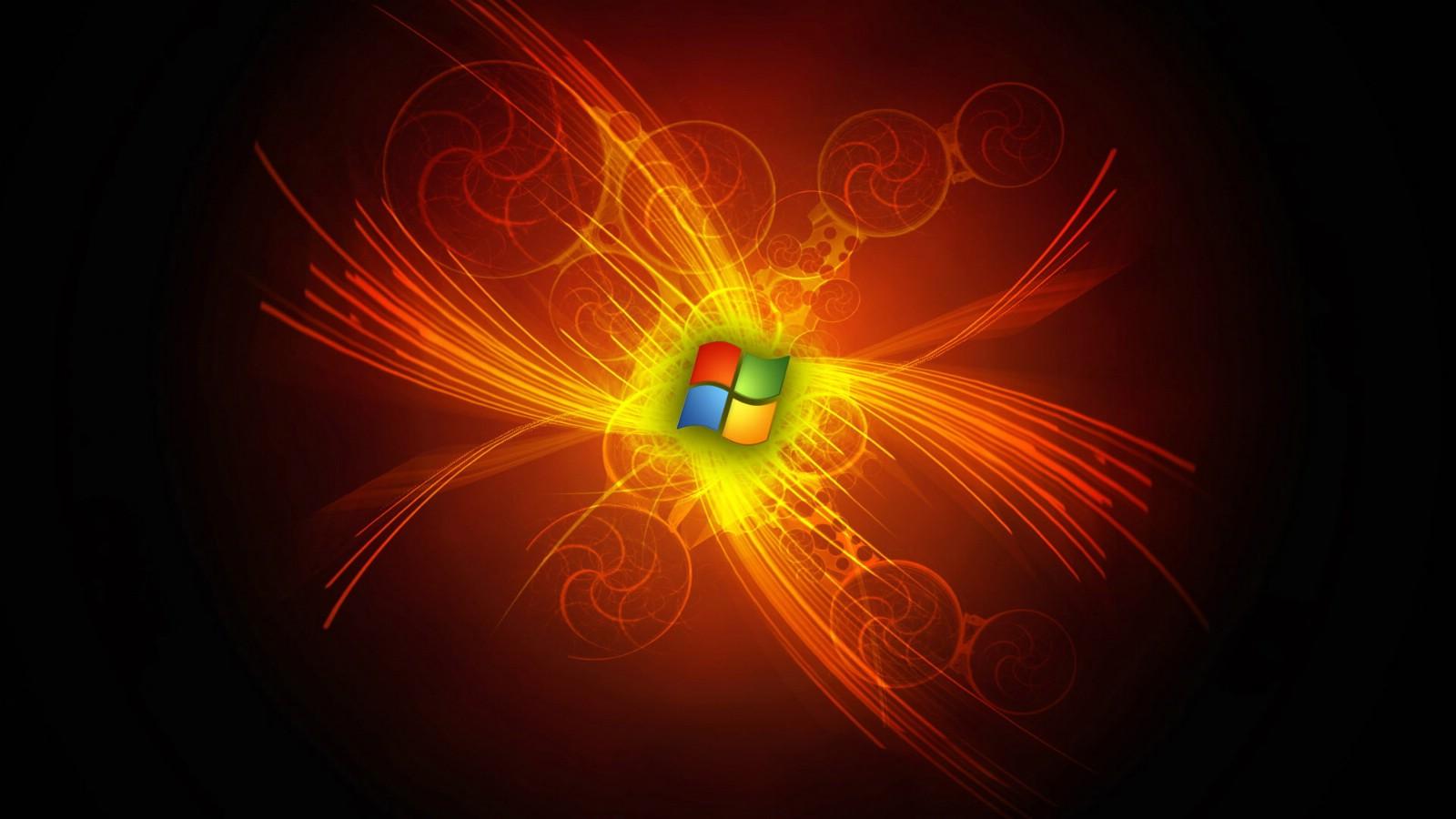 壁纸1600×900Windows 7 正式版 CG壁纸 Windows Seven Abstract Wallpapers壁纸 Windows 7 正式版 抽象CG壁纸壁纸图片插画壁纸插画图片素材桌面壁纸