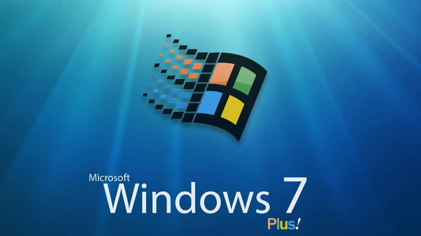 壁纸1366 768windows 7 正式版 cg壁纸 windows7 主题抽