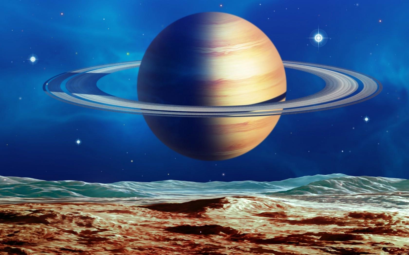 宇宙星球太空cg插画