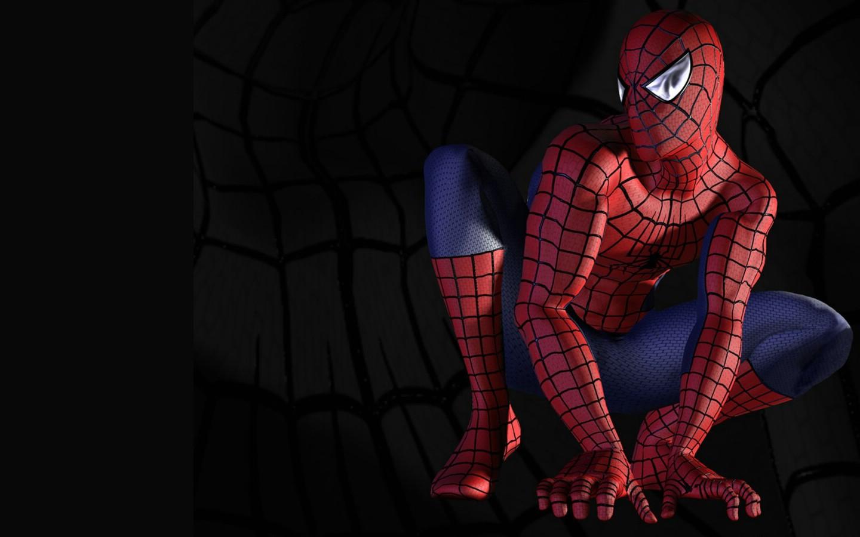 蜘蛛侠q版壁纸图片下载 蜘蛛侠q版壁纸打包下载