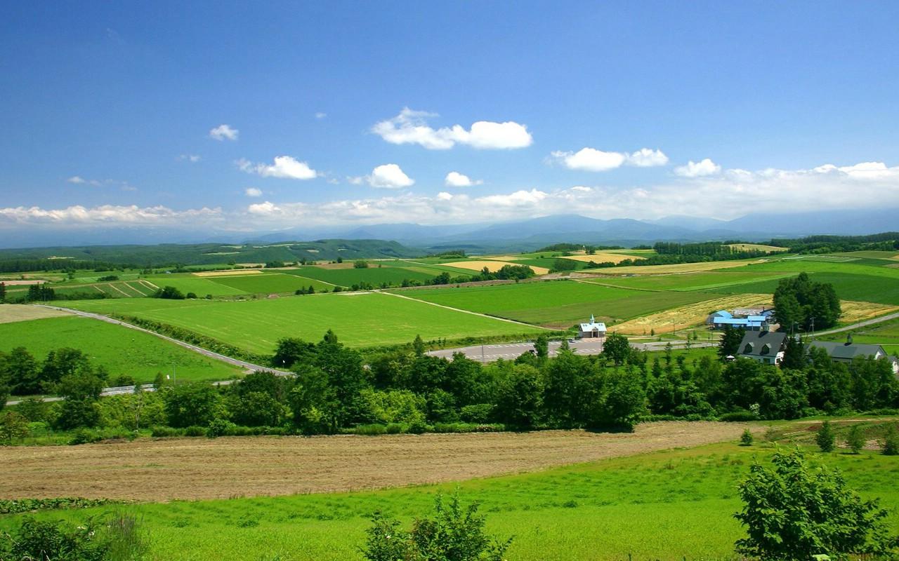 乡村背景图片大全图片大全_郊野风景与田园风光壁纸图片风