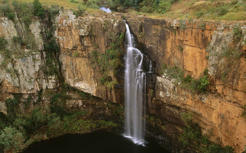河瀑布壁纸壁纸地球瑰宝自然风景精选 第七图片