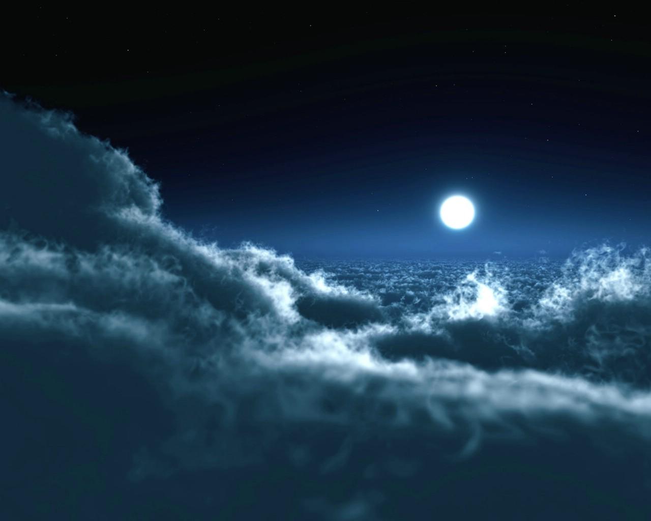 月亮有哪些特点