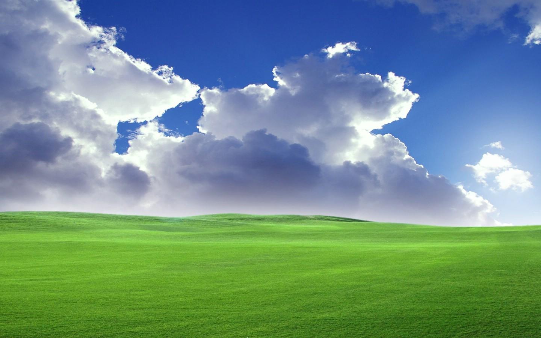 大自然田园风景图片