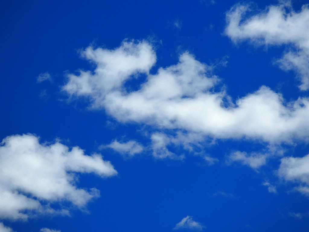 壁纸1024×768天空云朵 蓝天白云壁纸壁纸 蔚蓝天空蓝天白云壁纸壁纸图片风景壁纸风景图片素材桌面壁纸