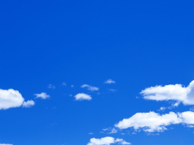 壁纸800×600天空云朵 蓝天白云壁纸壁纸 蔚蓝天空蓝天白云壁纸壁纸图片风景壁纸风景图片素材桌面壁纸