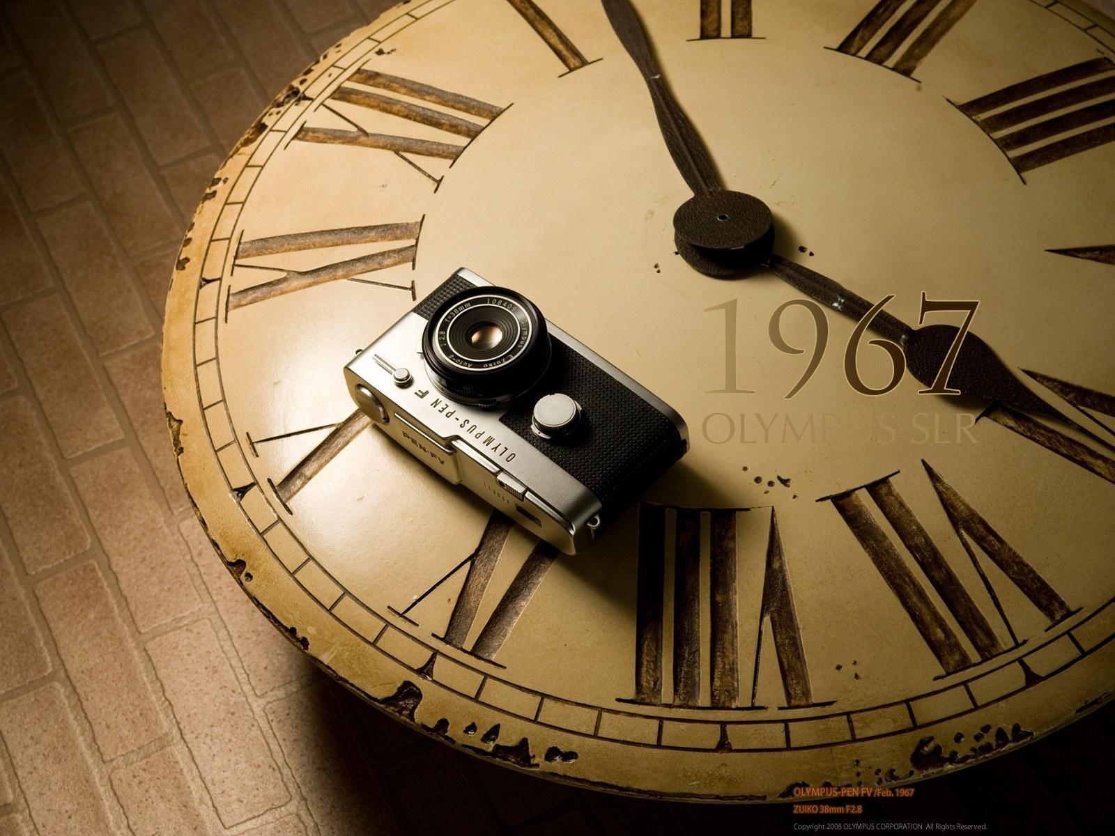 壁纸1600×1200Olympus 奥林巴斯相机纪念壁纸 三 奥林巴斯相机 1967 Oplympus SLR Camera壁纸 Olympus 奥林巴斯相机三壁纸图片广告壁纸广告图片素材桌面壁纸