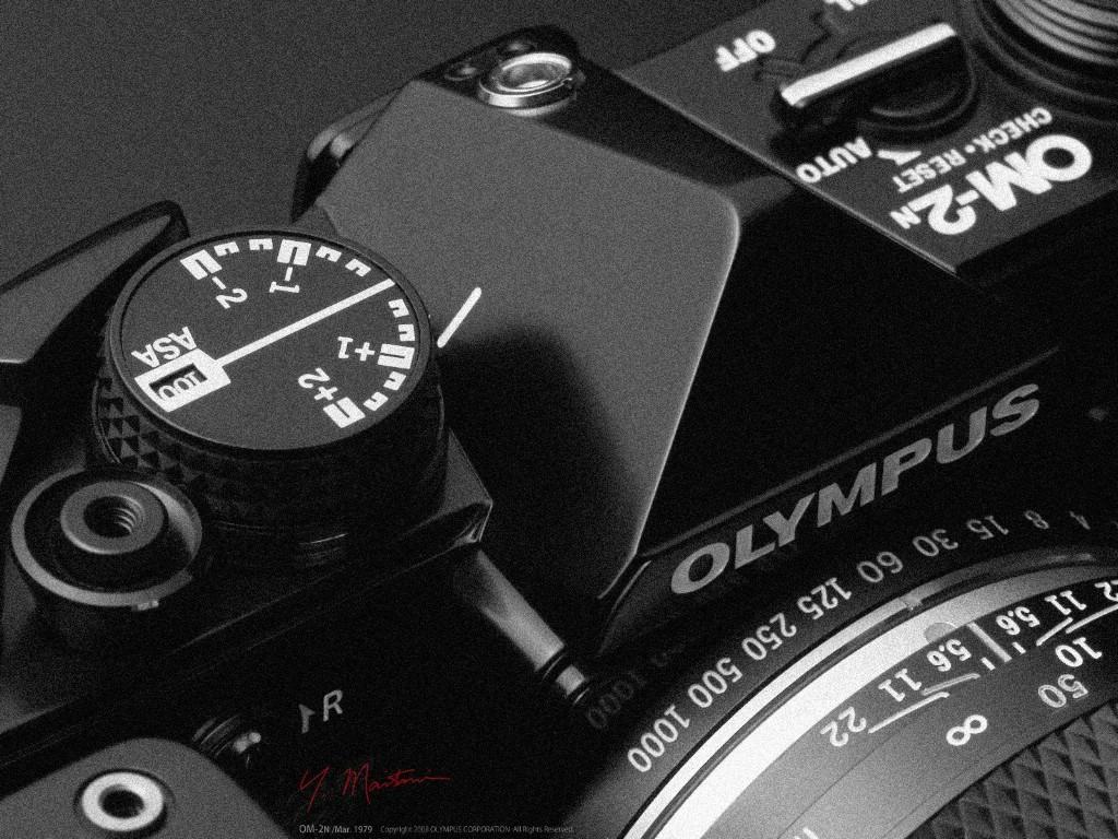 壁纸1024×768Olympus 奥林巴斯相机纪念壁纸 三 1979 奥林巴斯OM 2N 经典相机1979 Olympus OM 2N Camera壁纸 Olympus 奥林巴斯相机三壁纸图片广告壁纸广告图片素材桌面壁纸