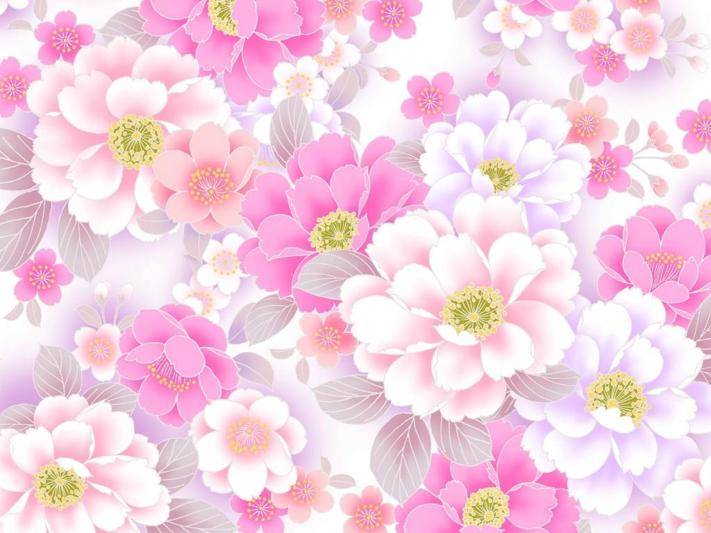 Flowerflowerpatternsweetpink461242