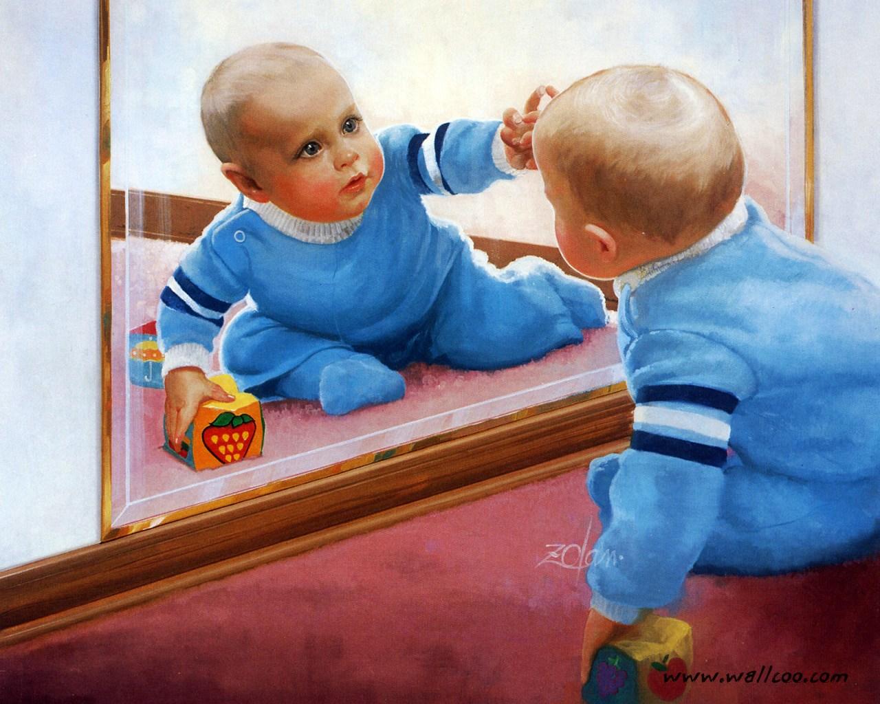 儿童水彩画集
