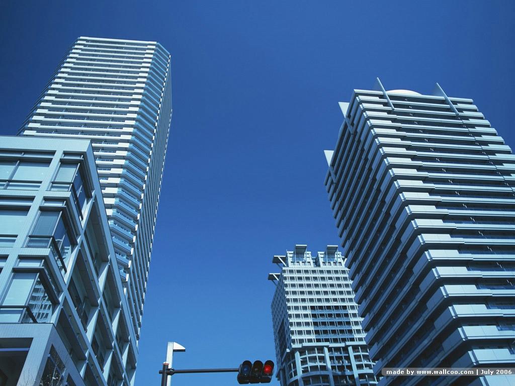 壁纸1024×768城市与建筑 City Architecture 城市建筑高楼大厦图片 Stock PhotoGraphs of City Skyscrapers Photos壁纸 城市与建筑壁纸图片人文壁纸人文图片素材桌面壁纸