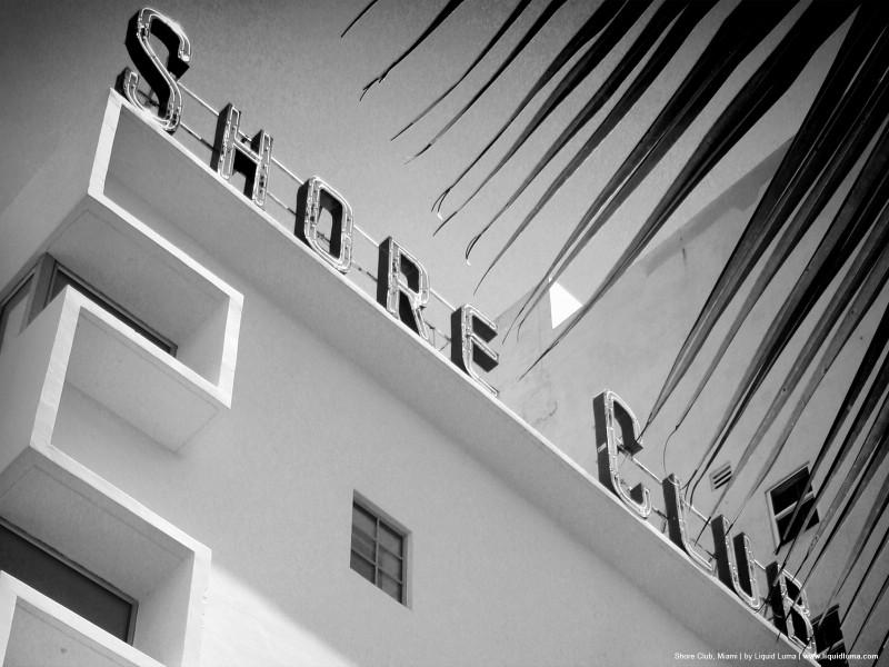 壁纸800×600纯粹的光影美学 人文建筑黑白摄影壁纸 Shore Club Miami 迈阿密海岸俱乐部桌面壁纸壁纸 纯粹的光影美学人文建筑黑白摄影壁纸壁纸图片人文壁纸人文图片素材桌面壁纸