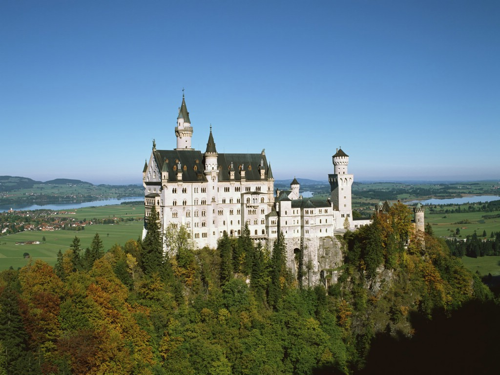 德国最好的风景图片