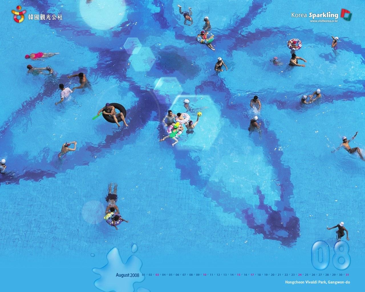 壁纸1280×1024韩国旅游 江原道维瓦尔第水上乐园壁纸 韩国映像馆韩国旅游宣传壁纸壁纸图片人文壁纸人文图片素材桌面壁纸