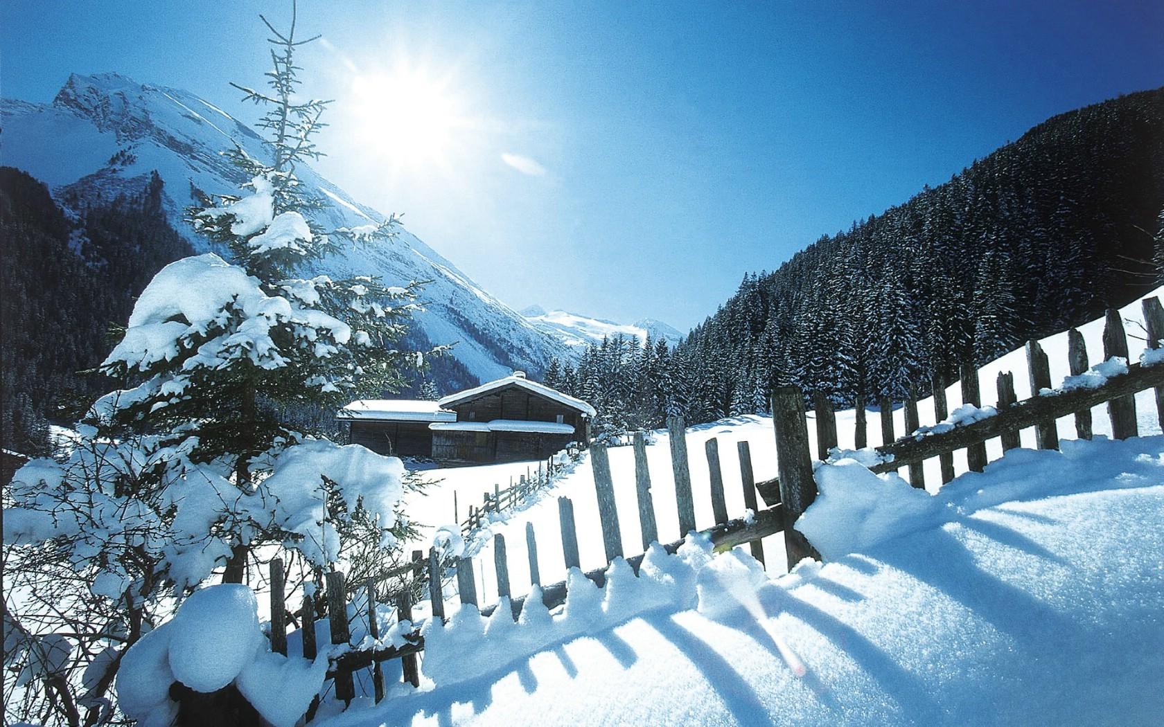 壁纸1680×1050滑雪圣地 阿尔卑斯山度假壁纸 雪山小屋图片壁纸壁纸 滑雪圣地阿尔卑斯山度假壁纸壁纸图片人文壁纸人文图片素材桌面壁纸