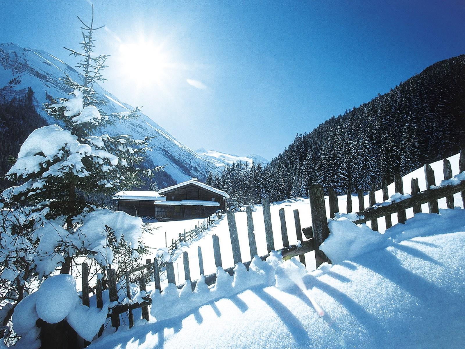 壁纸1600×1200滑雪圣地 阿尔卑斯山度假壁纸 雪山小屋图片壁纸壁纸 滑雪圣地阿尔卑斯山度假壁纸壁纸图片人文壁纸人文图片素材桌面壁纸