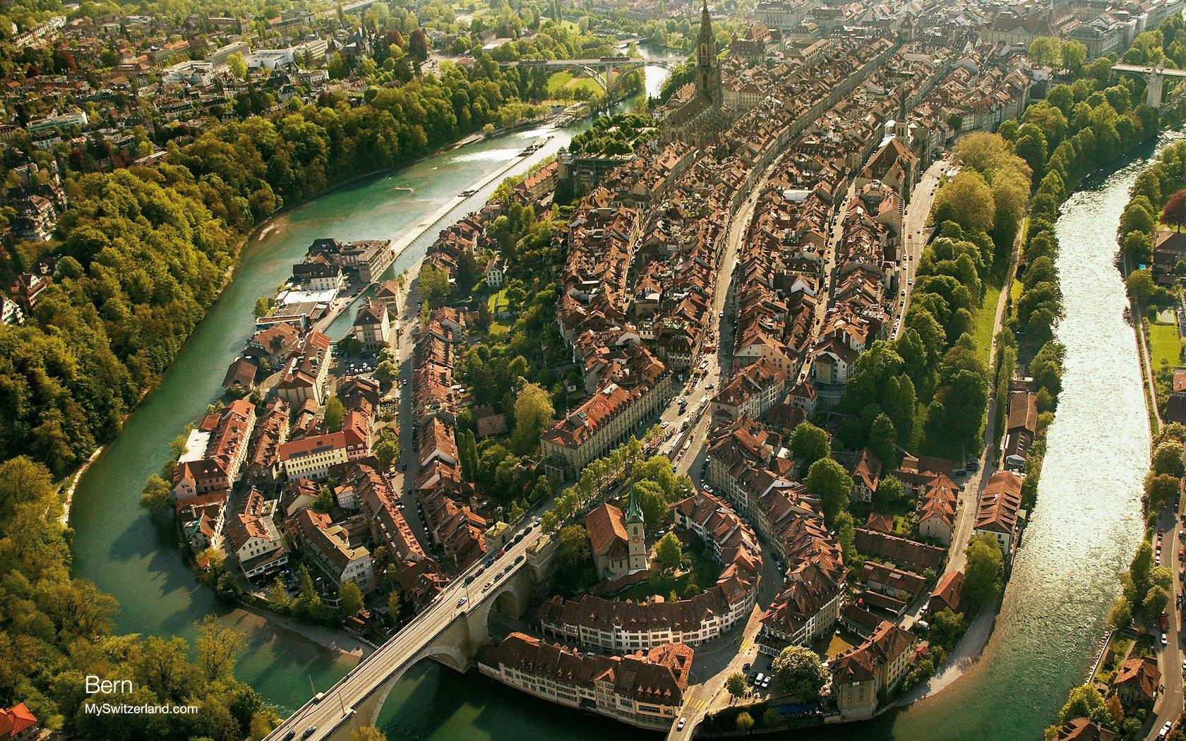 瑞士夏季旅游名胜