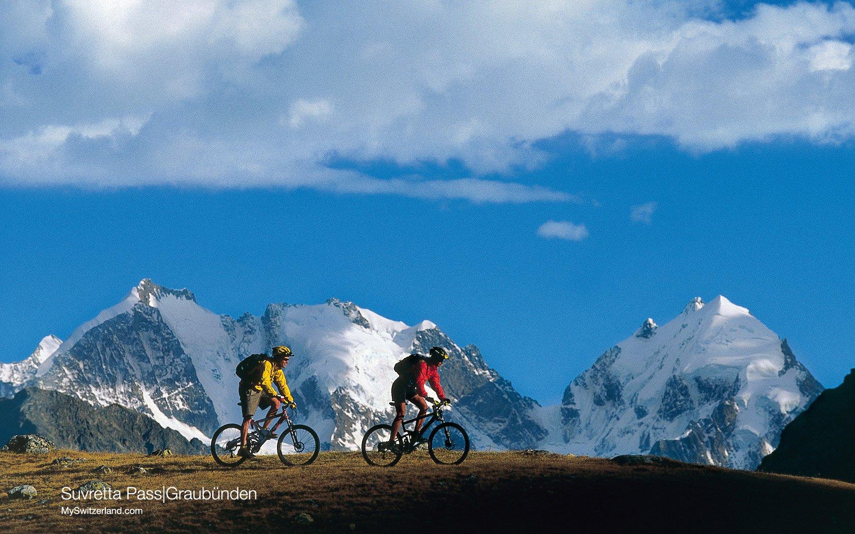 北京 壁纸 世界公园/世界公园瑞士夏季旅游名胜Suvretta Pass Graubünden 苏福莱塔...