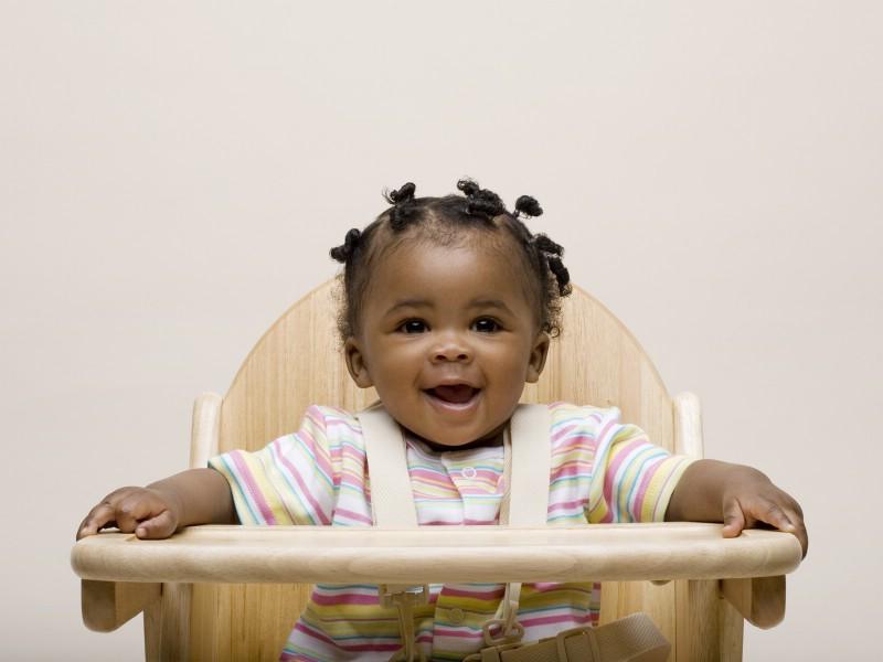天使在人间 儿童摄影壁纸 黑人小可爱 国外儿童摄影壁纸