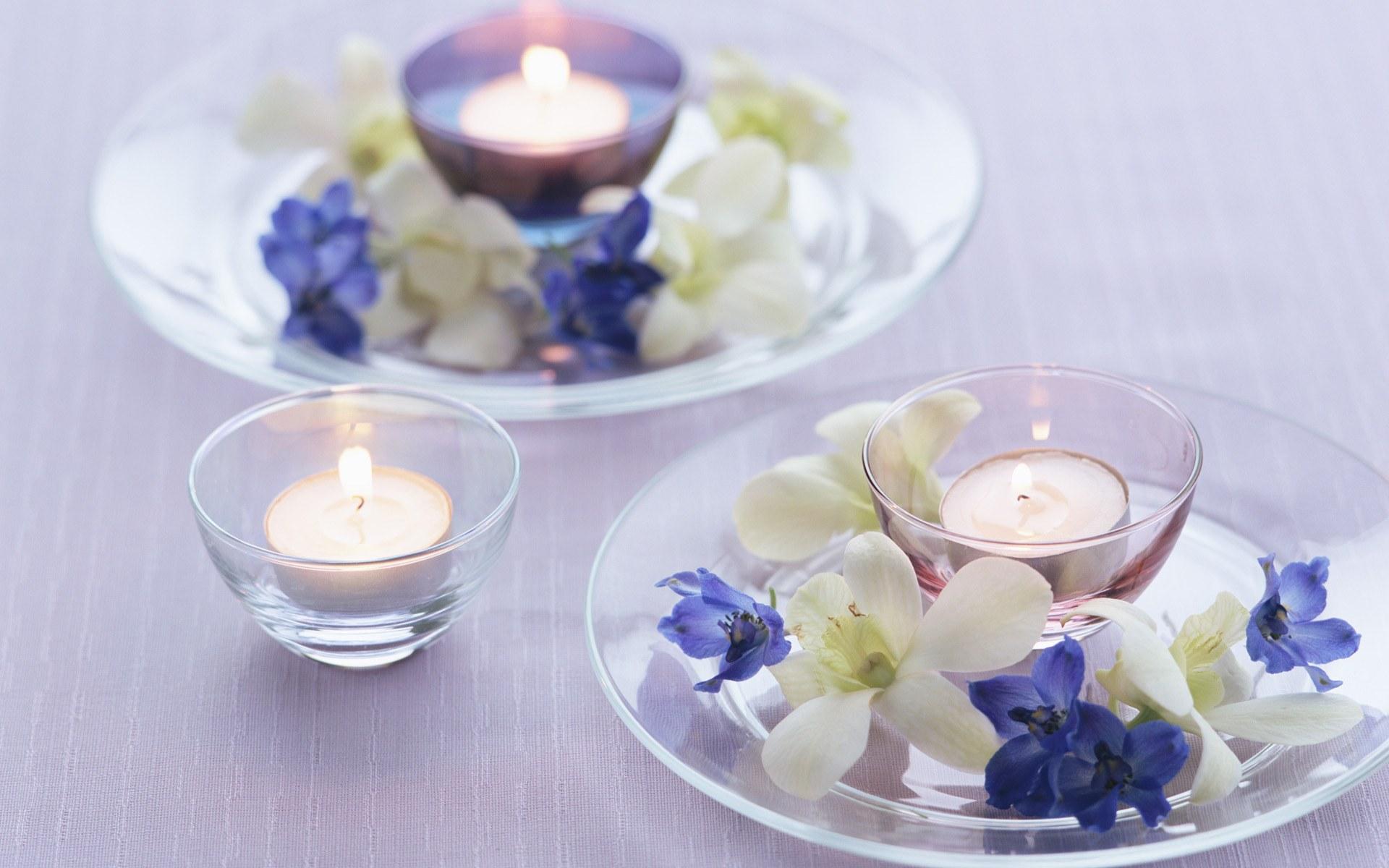 壁纸 香薰/家居浪漫气氛 浪漫香薰蜡烛图片
