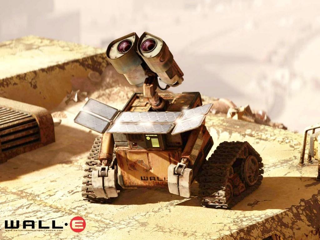 768超可爱 机器人总动员 小瓦力壁纸壁纸,动画电影 机器人总动员