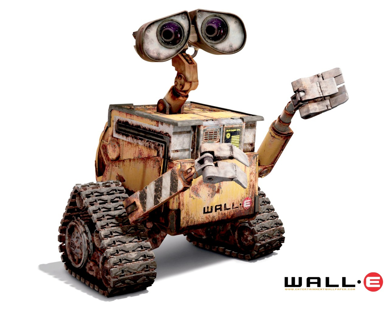 WALL E 机器人瓦力 壁纸壁纸,动画电影 机器人总动员WALL E 全套