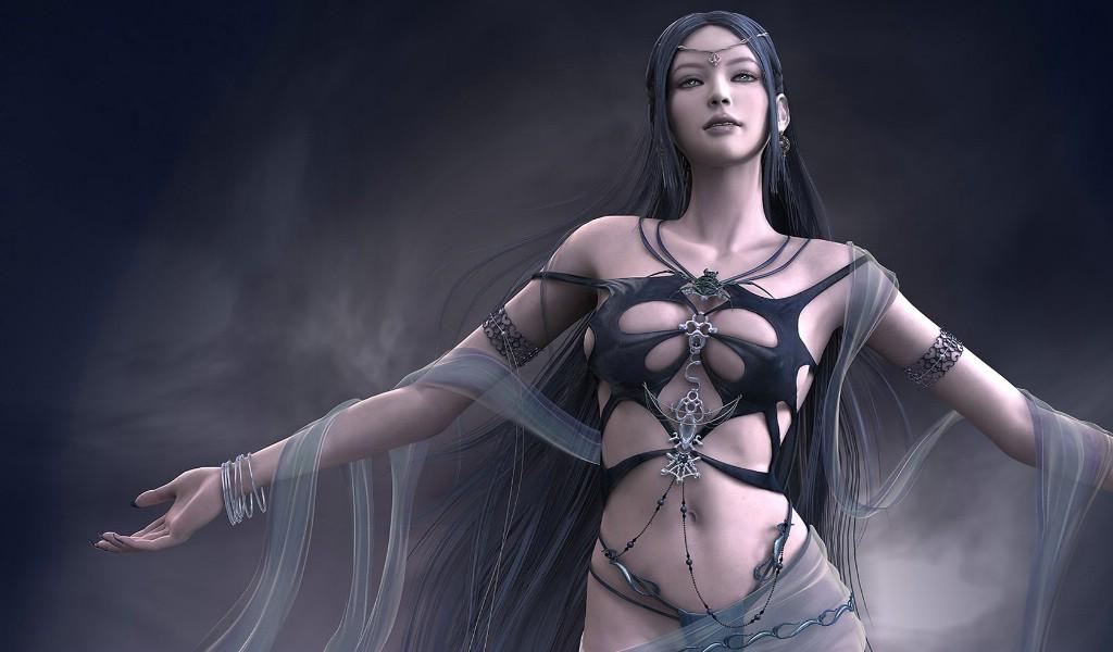 游戏盘点美女角色cg壁纸图片游戏壁纸游戏图片素材
